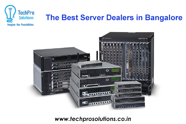 The Best Server Dealers in Bangalore – Techpro Solutions